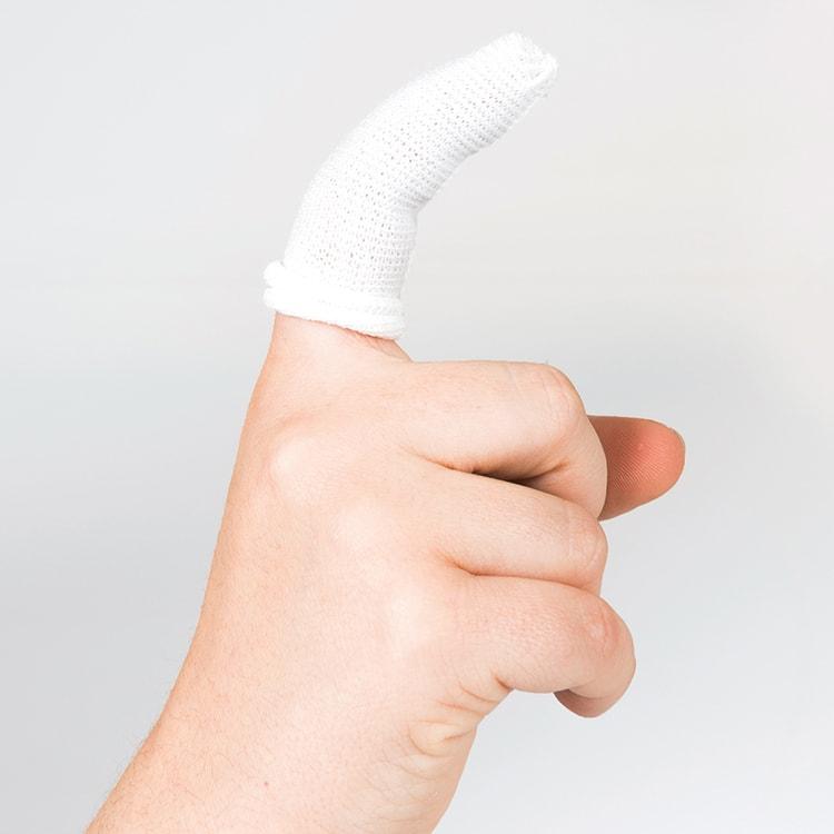 Finger bob wit