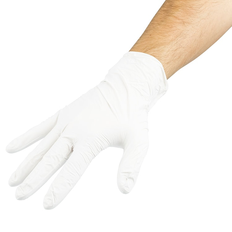 Nitrile handschoenen poedervrij